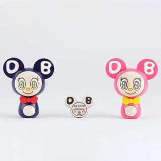 DOBこけし 村上隆(彫刻/オブジェ)