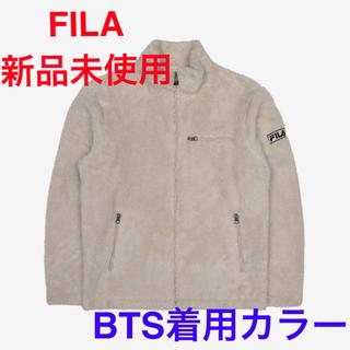 FILA - BTS着用カラー!日本未入荷!FILA ボアフリースジャケット