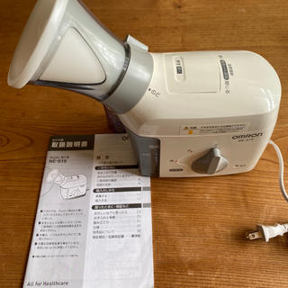 オムロン(OMRON)のオムロン 吸入器 (加湿器/除湿機)