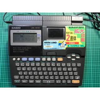 CASIO - カシオ ネームランド kl3600