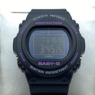 ベビージー(Baby-G)のCASIOベビージーレディースウォッチ電池交換不要税込19,800(腕時計)