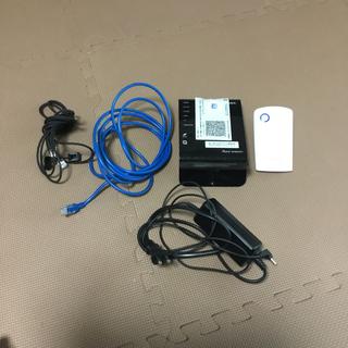 エヌイーシー(NEC)のWi-Fiルーター(PC周辺機器)