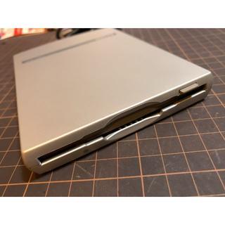 USB接続 3.5インチFDD フロッピーディスクドライブ