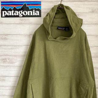 パタゴニア(patagonia)のUSA製 Mサイズ 古着 パタゴニア パーカー アウトドア キャンプ #227(パーカー)