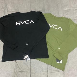 ルーカ(RVCA)の大人気♪♪RVCA(ルーカ) ロングスリーブTシャツ ロンT2点セット Sサイズ(Tシャツ/カットソー(七分/長袖))