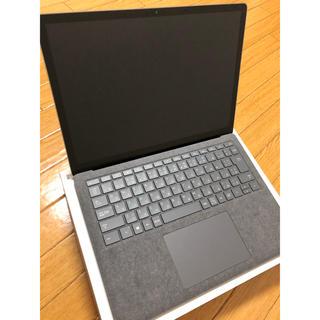 マイクロソフト(Microsoft)の【美品】surface laptop3 13インチ アルカンターラ(ノートPC)