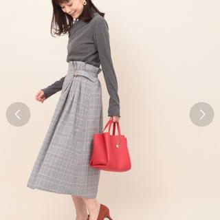 ViS - 美品 Vis チェック柄スカート