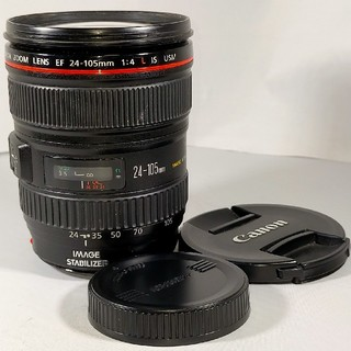 Canon - Canon EF 24-105mm F4L IS USM