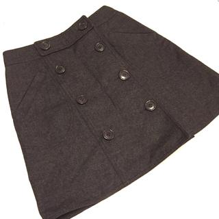 マークバイマークジェイコブス(MARC BY MARC JACOBS)の秋服SALE‼️マークジェイコブス MarcJacobs ウール スカート (ひざ丈スカート)