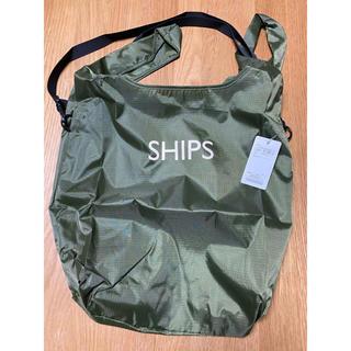 シップス(SHIPS)の【新品.未使用】SHIPS エコバッグ(エコバッグ)