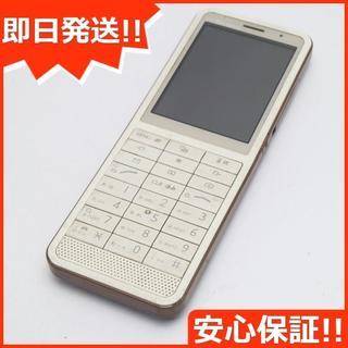 エルジーエレクトロニクス(LG Electronics)の良品中古 L-04B ブラウン (携帯電話本体)