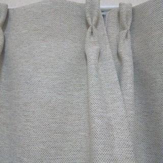 ムジルシリョウヒン(MUJI (無印良品))の無印良品 カーテン 2枚組(カーテン)
