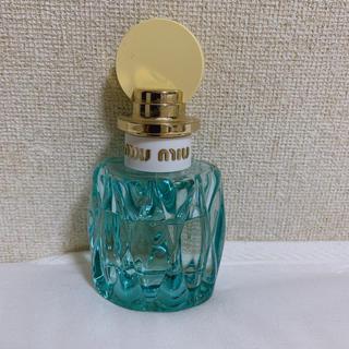 ミュウミュウ(miumiu)のミュウミュウ ロー ブルー オードパルファム 50ml(香水(女性用))