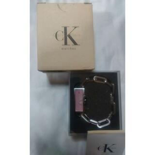 カルバンクライン(Calvin Klein)の新品未使用~カルバンクラインレディース時計~(腕時計)