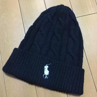 ラルフローレン(Ralph Lauren)のニット帽【ラルフローレン】(ニット帽/ビーニー)