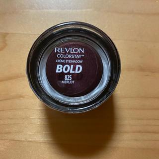 レブロン(REVLON)のレブロン カラーステイ クリーム アイシャドウ 825 メルロー ボルドー(アイシャドウ)