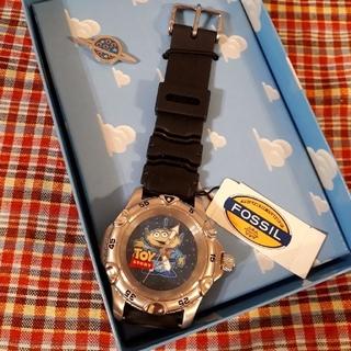 フォッシル(FOSSIL)のFossilトイ・ストーリー腕時計限定品(腕時計(アナログ))