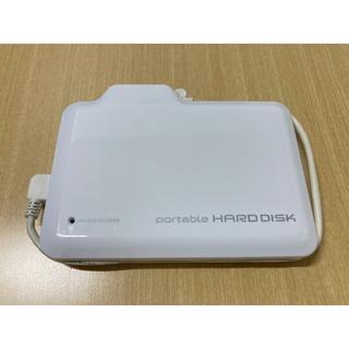 アイオーデータ(IODATA)の[匿名発送/送料込] IODATAポータブルHDD 320GB(PCパーツ)