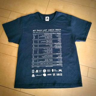 patagonia - TACOMA FUJI RECORDS PACK LIST  Tシャツ