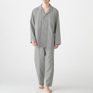 ムジルシリョウヒン(MUJI (無印良品))の脇に縫い目のない 二重ガーゼパジャマ(その他)