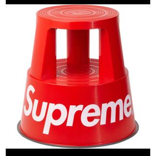 シュプリーム(Supreme)のSupreme/Wedo Step Stool RED(スツール)