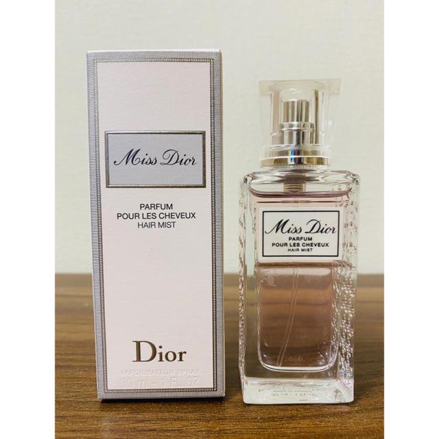 Dior(ディオール)のミス ディオール ヘア ミスト 30ml ミスディオール ヘアミスト 香水 コスメ/美容のヘアケア/スタイリング(ヘアウォーター/ヘアミスト)の商品写真