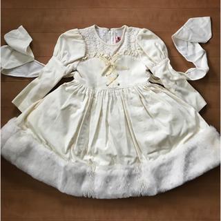 シャーリーテンプル(Shirley Temple)のシャーリー 110 フォーマルワンピース ドレス(ドレス/フォーマル)