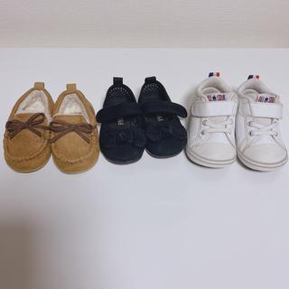コンバース(CONVERSE)の靴女の子13.0センチ(サンダル)