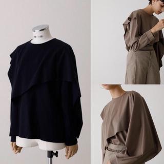 シェルターオリジナル(Shel'tter ORIGINAL)の【週末限定sale】RIM.ARK/Layered cut tops(カットソー(長袖/七分))
