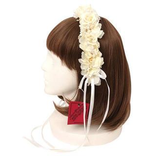 アトリエボズ(ATELIER BOZ)の新品未使用品 アトリエベアトリーチェ お花カチューシャ(カチューシャ)