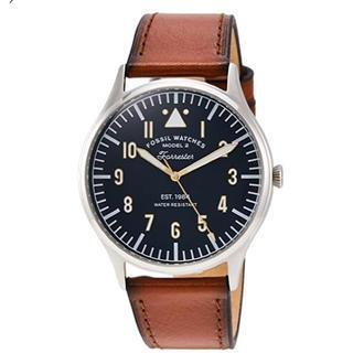 フォッシル(FOSSIL)の 新品未使用 FOSSIL 腕時計 FS5611 メンズ 正規品 ブラウン(腕時計(アナログ))