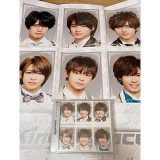 Johnny's - 専用 シンデレラガール キンプリ 通常盤 CD ポスター付き