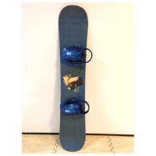 バートン(BURTON)のバートン スノーボード 板 ビンディング セット メンズ スノボ バインディング(ボード)