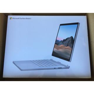 マイクロソフト(Microsoft)の【未開封】Surface Book 3 15 インチ SMN-00018(ノートPC)