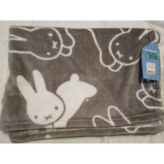シマムラ(しまむら)のミッフィー★しまむら ブランケット 毛布 ハーフサイズ 100×140㎝(毛布)