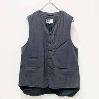エンジニアードガーメンツ(Engineered Garments)のENGINEERED GARMENTS【Wool Vest】(ベスト)