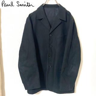 ポールスミス(Paul Smith)のPaul Smith ポールスミス ジャケット オシャレ 黒 M(テーラードジャケット)