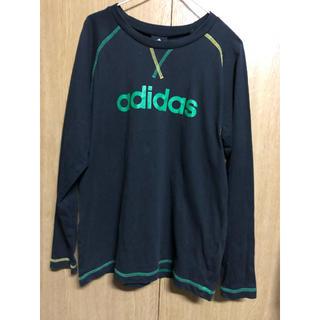 アディダス(adidas)のkidsアディダス長T 150cm (Tシャツ/カットソー)