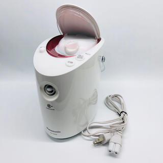 Panasonic - パナソニック スチーマー ナノケア ピンク EH-SA62-P
