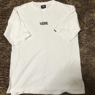 ヴァンズ(VANS)のVANS(Tシャツ/カットソー(七分/長袖))