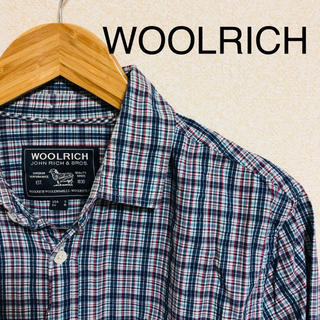 ウールリッチ(WOOLRICH)の34.ウールリッチ チェックシャツ マルチカラー 長袖(シャツ)