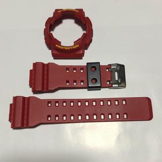 ジーショック(G-SHOCK)のG-SHOCK時計用ベルベゼ✳️GD-100RF用ベルベゼ(ラバーベルト)