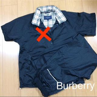 バーバリー(BURBERRY)の【 Burberry 】バーバリー ゴルフ レディース ウインドブレーカー 下 (ウエア)