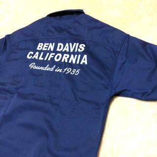 ベンデイビス(BEN DAVIS)のBEN DAVIS シャツ(Tシャツ/カットソー(半袖/袖なし))