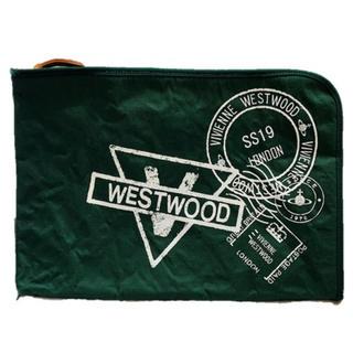 ヴィヴィアンウエストウッド(Vivienne Westwood)の新品 ユニセックス 女性用 男性用 クラッチバッグ スタンプ(クラッチバッグ)