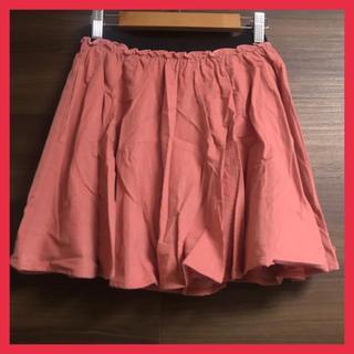 ダズリン(dazzlin)の【新品】 ダズリン ミニスカート  プリーツスカートフリーサイズ ピンク(ミニスカート)