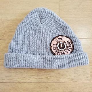 キューポット(Q-pot.)のキューポットニット帽(ニット帽/ビーニー)