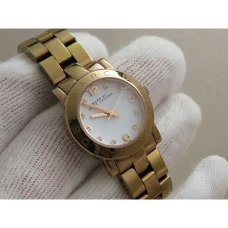 MARC JACOBS 腕時計 ゴールド