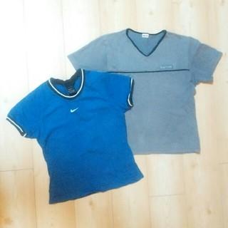 NIKE -  テニスTシャツ 2枚