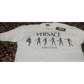 ヴェルサーチ(VERSACE)のVERSACE★Tシャツ(Tシャツ/カットソー(半袖/袖なし))